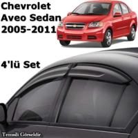 Nokta Cam Rüzgarlığı Mugen Chevrolet Aveo 06-10 Sedan