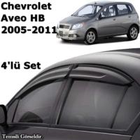 Nokta Cam Rüzgarlığı Mugen Chevrolet Aveo 06-11 Hb