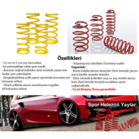 VW GOLF 7 Spor Helezon Yay APEXİ 3.5 cm