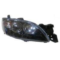 Ypc Mazda 3- Sd- 03/06 Far Lambası R Manuel Mercekli/Siyah/Sarı Reflektörlü (Eagle Eyes)