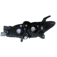 Ypc Mazda 3- Sd- 07/09 Far Lambası R Manuel Mercekli/Siyah/Sarı Reflektörlü (Eagle Eyes)