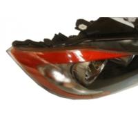 Ypc Bmw 3 Seri- E90- 05/09 Far Lambası R Siyah/Elektrikli (Sarı Reflektörlü) (Eagle Eyes)