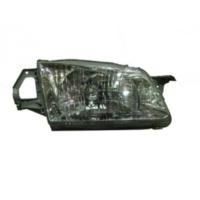 Ypc Mazda 323- Familia- 99/02 Far Lambası R Manuel Park Deliksiz (Şeffaf Camlı) H4 (Eagle Eyes)