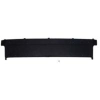 Ypc Bmw 5 Seri- E39- 96/00 Ön Tampon Plakalık Plastiği Siyah (Nikelaj Takılan Tip)