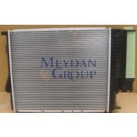 Ypc Bmw 5 Seri- E39- 96/00 Su Radyatörü Manuel (Plastik Kazan) Alüminyum 2Sıra Petek 52.5/44 (Tomsun)