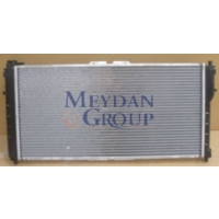 Ypc Mazda 626- Sd/Hb- 92/97 Su Radyatörü Manuel (Plastik Kazan) Alüminyum 2Sıra Petek 69/36