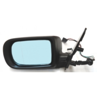 Ypc Bmw 7 Seri- E38- 94/01 Kapı Aynası L Elektrikli/Isıtmalı/Hafızalı Siyah Kapaklı 7Fişli 4Kapı