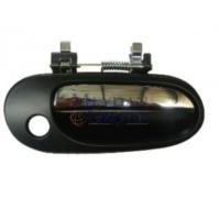 Ypc Nissan Almera- N16- Sd/Hb- 00/06 Ön Kapı Dış Açma Kolu R Siyah (Elceği Nikelajlı) (Şifre Delikli)
