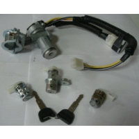 Ypc Honda Civic- Sd- 90/91 Kontak Kilit Seti (3Lü) (Kontak/Kapı/Bagaj) (4Kapı)