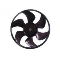 Ypc Renault Clio- Symbol- Sd- 09/12 Radyatör Fan Kanadı