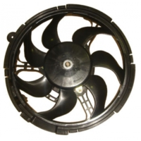Ypc Fiat Doblo- 01/05 Radyatör Fanı Motorlu (1.2/1.6Cc)(7 Kanat)