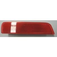Ypc Dacia Duster- 10/16 Arka Tampon Reflektörü L Kırmızı (Famella)