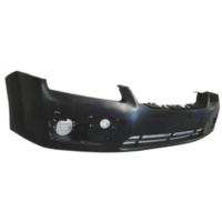 Ypc Ford Focus- Sd/Hb- 05/07 Ön Tampon Siyah Sis Delikli Karlıksız