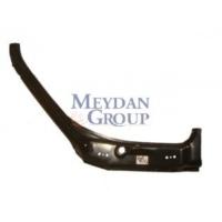 Ypc Toyota Hilux- Pick Up Ln85- 89/97 Ön Direk Dış Sacı L