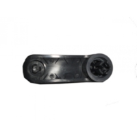 Ypc Renault Kangoo- Classic- 03/12 Cam Açma Kolu Siyah