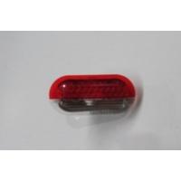 Ypc Volkswagen Polo- 5- 02/09 Kapı Aydınlatma Lambası Kırmızı/Beyaz (Famella)