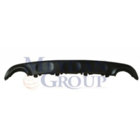 Ypc Hyundai Santa Fe- 07/11 Karlık (Arka Tampon Altı) Siyah