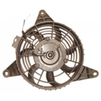 Ypc Kia Sportage- 95/02 Klima Fan Davlumbazı Komple Plastik (7 Kanat)