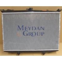 Ypc Nissan Terrano- 93/97 Su Radyatörü Manuel Plastik Kazan Alüminyum 2Sıra P.İç Ölçü 67/42,5