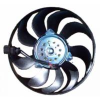 Ypc Volkswagen Touran- 03/07 Radyatör Fanı (9 Kanat) (Klimalı Tip İçin)