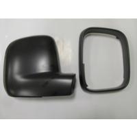 Ypc Volkswagen Transporter- T5- 04/09 Ayna Kapağı R Siyah (Dik Tip)(Panelvan Tipi)