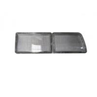 Ypc Volkswagen Vento- 92/98 Tampon Reflektörü İç L Sissiz (Beyaz) (Famella)