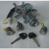 Ypc Suzuki Vitara- 88/98 Kontak Kilit Seti (3Lü) (Kontak/Kapı/Bagaj) (Termikli)