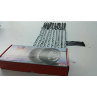 Eng Takmatik Kolay Tak Çıkar Çelik Kar Zinciri Lastik Zinciri 10 Adet