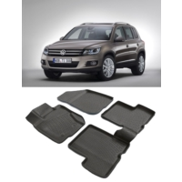 ModaCar VW Tiguan 2008-2015 Arası 3D Havuzlu Paspas 105043