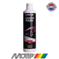 Motip Colour Kırmızı Polish Cila 500 ml