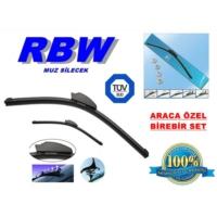 Rbw Opel Corsa D Muz Silecek 2'li Takım