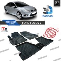 Xt Ford Focus 2 2005-2011 Arası 3D Havuzlu Paspas