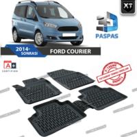 Xt Ford Courier 2014- Sonrası 3D Havuzlu Paspas