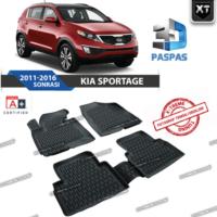 Xt Kia Sportage 2011-2016 Arası 3D Havuzlu Paspas