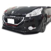 Xt Peugeot 208 Ön Tampon Altı Lip
