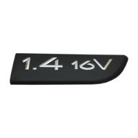 Renault Megane MK2 Scenic MK2 için Sağ Taraf 1.4 16V Monogram Amblemi Yazısı 8200209128