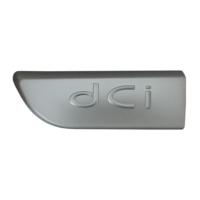 Renault Megane MK2 Scenic MK2 için Sol Krom DCI Monogram Amblemi Yazısı 8200717150