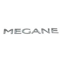 Renault Megane MK3 İçin Arka Megane Monogram Amblem Yazısı 908890003R