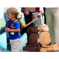 Pratik Çocuk Güvenlik Kemeri 2 in 1 Kids Safety Strap
