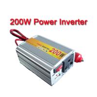 Cyber 200W Power İnverter Oto Güç Kaynağı Usb Çıkış