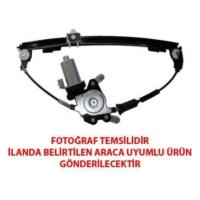 Tvet Hyundai Accent 97-00 Ön Sol Elektrikli Cam Krikosu Motorlu