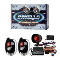 Tvet Oto Alarmı İnwells 2 Yıl Garantili 12V 3107