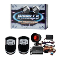 Tvet Oto Alarmı İnwells 2 Yıl Garantili 12V 3402