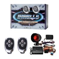 Tvet Oto Alarmı İnwells 2 Yıl Garantili 12V 3806
