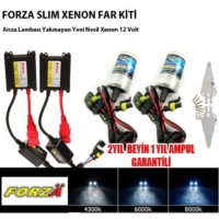 Tvet H7 30000K Koyu Mavi Xenon Far Kiti İnce12 V Forza
