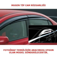 Tvet Chevrolet Cruze Cam Rüzgarlığı 2008 - 2012 Mugen Tip Sunplex