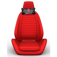 Simoni Racing Comfort 3 - Renault Araca Özel Deri Boyunluk Smn103307