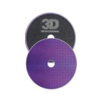 3D Hd Magnum İnce Pasta Ve Hare Süngeri Mor 16,5 Cm 105052