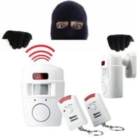 Domesafe Hareket Sensörlü Alarm Seti Kumandalı 090238 6Lı Paket
