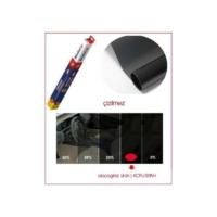 Modacar Çizilmez Koyu Siyah Cam Filmi ( 100 Cm X 60 Mt - 60 Metrekare ) 558822 6Lı Paket